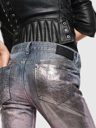 Diesel - D-Rifty 0091J, Blu medio - Jeans - Image 5