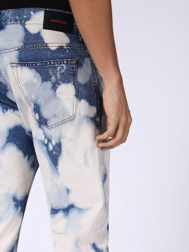 D-JIFER-Z, Bianco Jeans