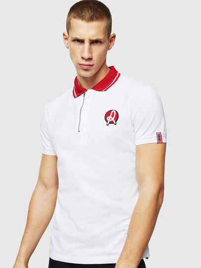 Diesel - LR-T-HART-VIC, Bianco - Polo - Image 1