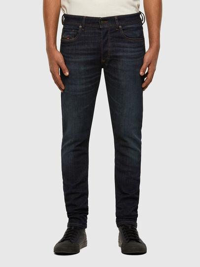 Diesel - Sleenker 009DI, Blu Scuro - Jeans - Image 1