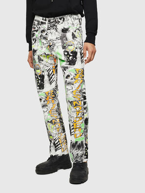 D-Macs 069KS, Bianco - Jeans