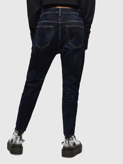 Diesel - Fayza 0091U, Blu Scuro - Jeans - Image 2