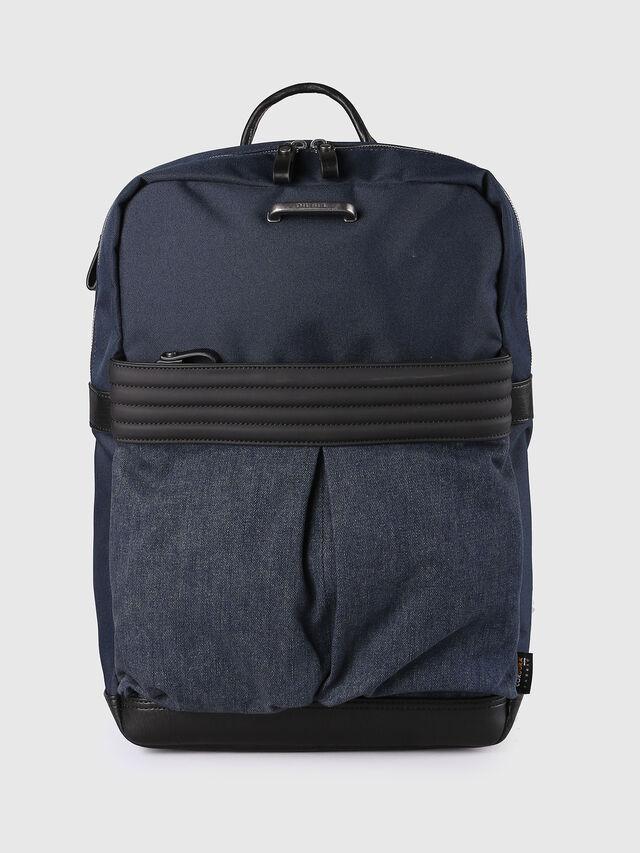 Diesel - M-PROOF BACK, Blu Jeans - Zaini - Image 1