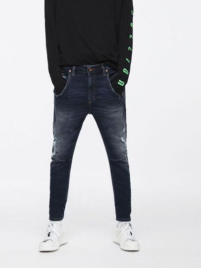 Diesel - Fayza JoggJeans 069BD, Blu Scuro - Jeans - Image 1