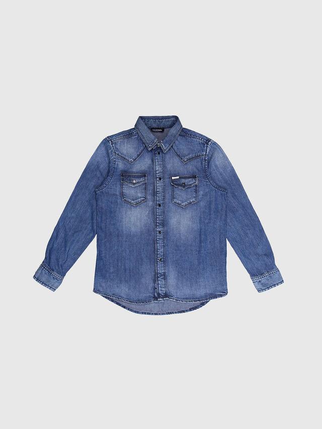 Diesel - CITROS, Blu Jeans - Camicie - Image 1