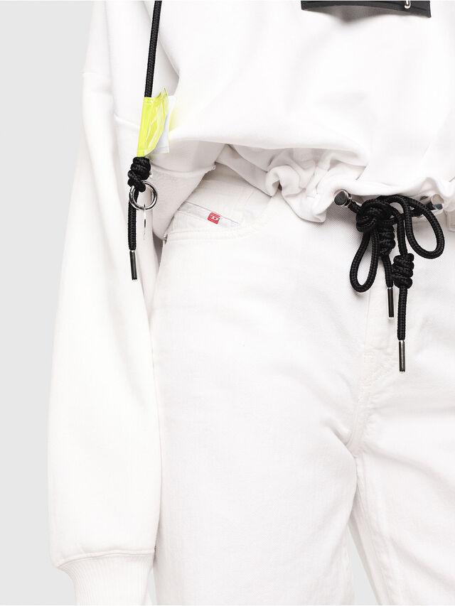 Diesel - Widee 069EA, Bianco - Jeans - Image 3