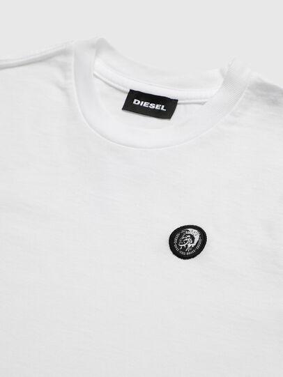 Diesel - TFREDDY, Bianco - T-shirts e Tops - Image 3