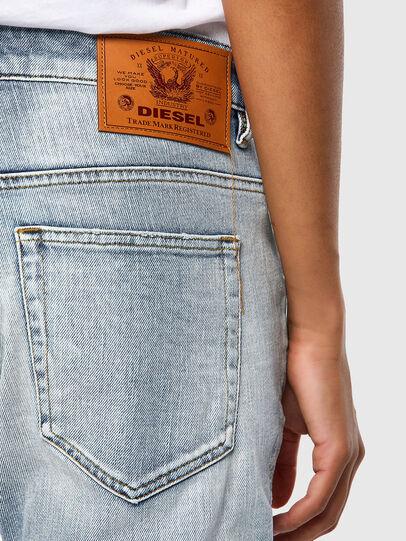 Diesel - Fayza 009TP, Blu medio - Jeans - Image 4