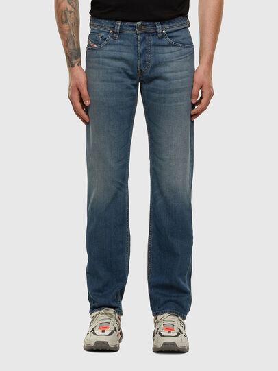 Diesel - Larkee 009EI, Blu medio - Jeans - Image 1