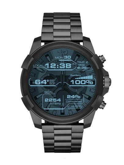 Diesel - DT2004, Grigio Metallizzato - Smartwatches - Image 2