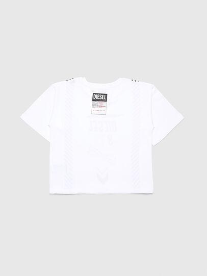 Diesel - TJTITA, Bianco - T-shirts e Tops - Image 2