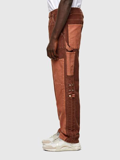 Diesel - D-Franky JoggJeans® 0DDAW, Marrone - Jeans - Image 7