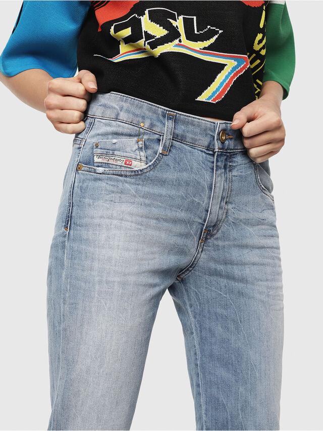Diesel - D-Rifty 081AL, Blu Chiaro - Jeans - Image 3