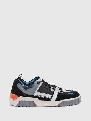 S-RUA SL LOW, Nero - Sneakers
