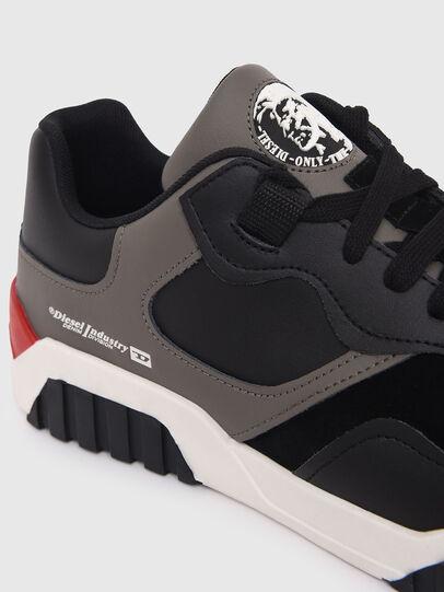 Diesel - S-RUA LOW SK, Grigio - Sneakers - Image 4
