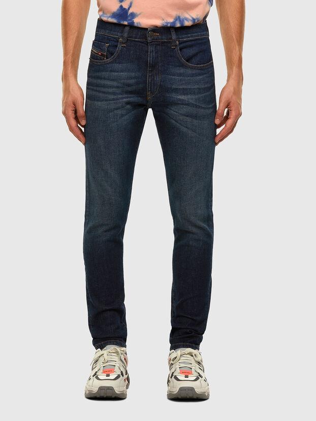 D-Strukt 009HN, Blu Scuro - Jeans
