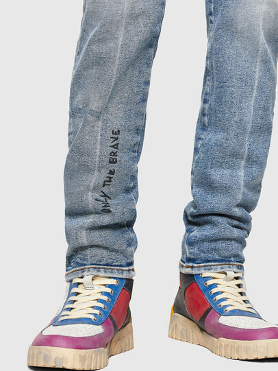 Diesel - D-Kras 009VW, Blu Chiaro - Jeans - Image 5