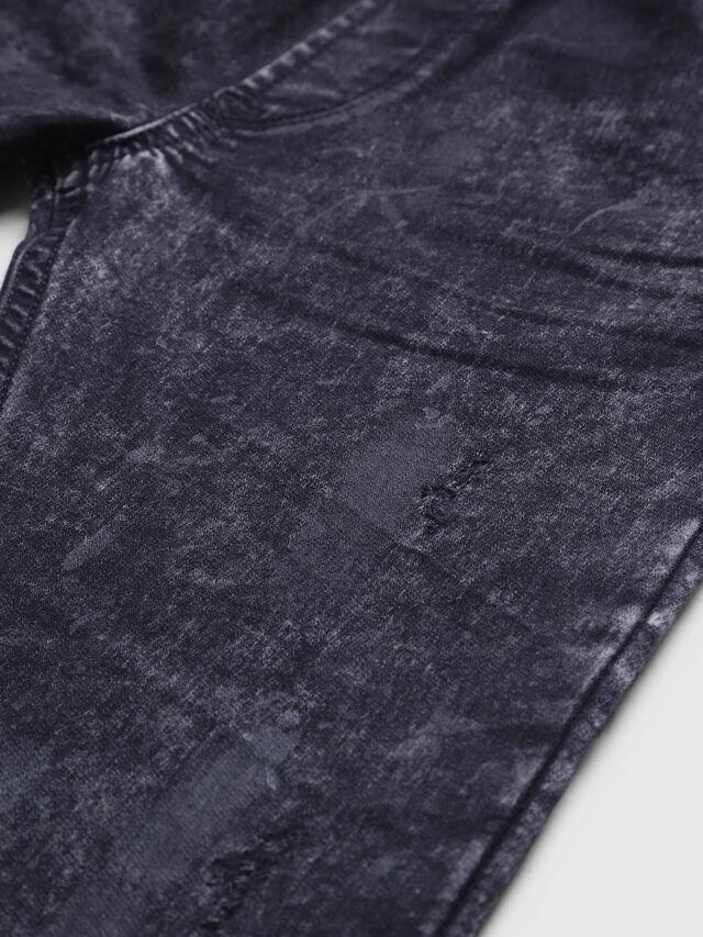 Diesel - KROOLEY-J JOGGJEANS, Nero/Grigio - Jeans - Image 3