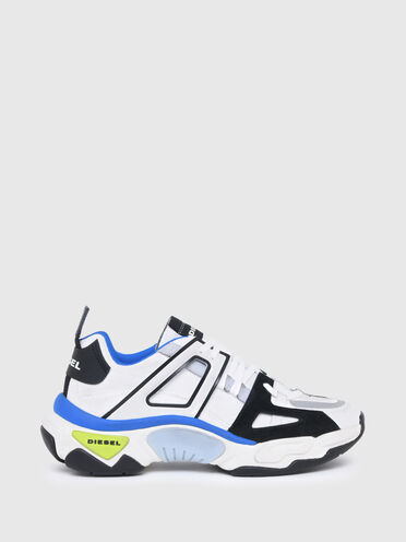 Sneaker multy-layer in mix material
