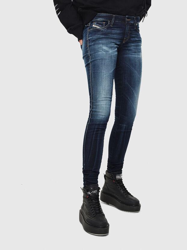 Gracey JoggJeans 069JX, Blu Scuro - Jeans
