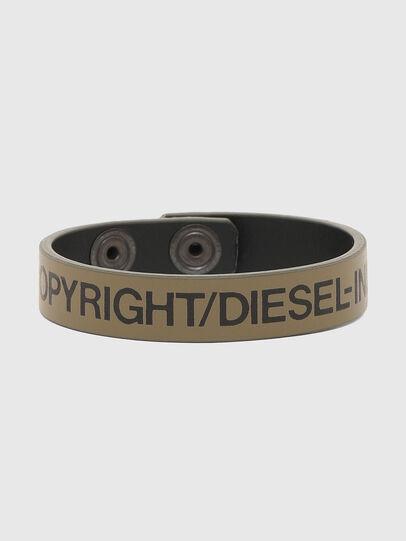 Diesel - A-COPY, Verde Militare - Bijoux e Gadget - Image 1