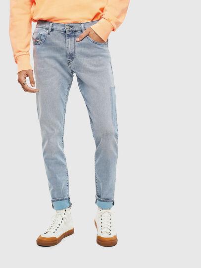 Diesel - D-Strukt 009BP, Blu Chiaro - Jeans - Image 1