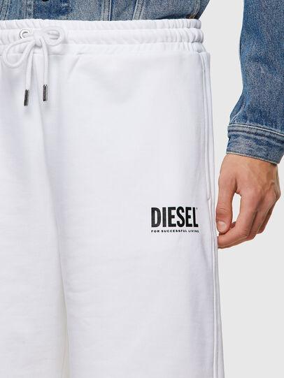 Diesel - P-CROWN-ECOLOGO, Bianco - Shorts - Image 3