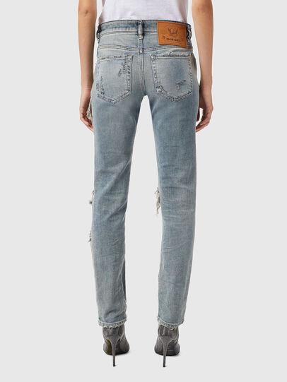 Diesel - D-Lyla 09B40, Blu Chiaro - Jeans - Image 2