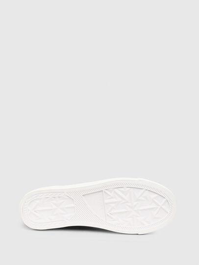 Diesel - S-ASTICO MID ZIP, Blu - Sneakers - Image 4