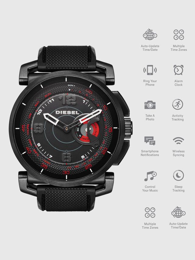Diesel - DT1006, Nero - Smartwatches - Image 1