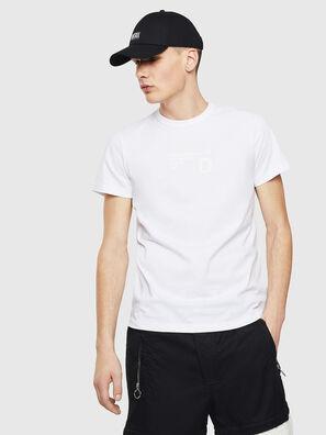 T-DIEGO-S5, Bianco - T-Shirts