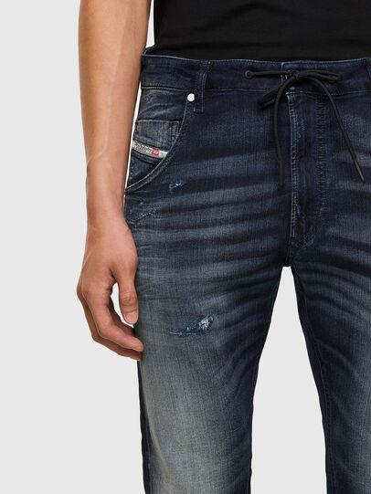 Diesel - KROOLEY JoggJeans® 069QD, Blu Scuro - Jeans - Image 3