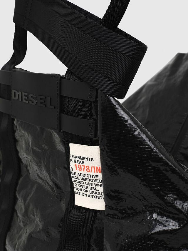Diesel - D-CAGE SHOPPER, Nero - Shopper e Borse a Spalla - Image 3