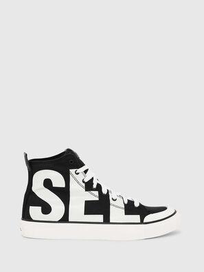 S-ASTICO MC, Nero/Bianco - Sneakers
