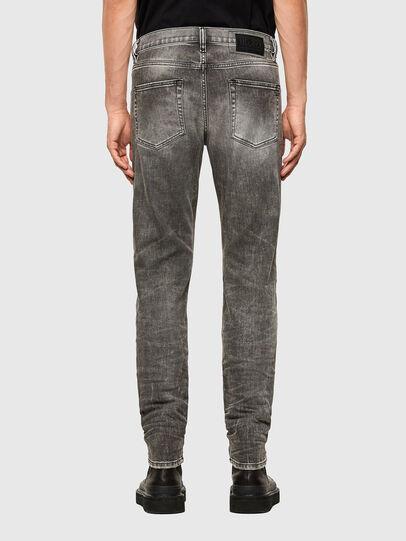 Diesel - D-Strukt 009KA, Grigio Chiaro - Jeans - Image 2