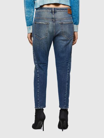 Diesel - Fayza 09A08, Blu medio - Jeans - Image 2