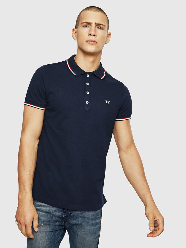T-RANDY-NEW, Blu Scuro - Polo