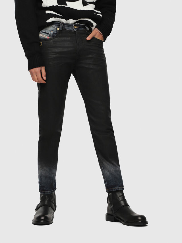Diesel - Mharky 088AI, Blu Scuro - Jeans - Image 1