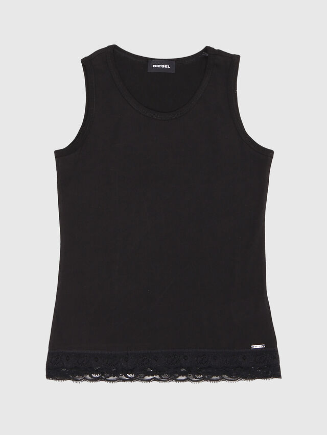 Diesel - TAPUL, Nero - T-shirts e Tops - Image 1