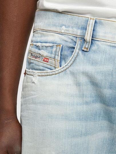 Diesel - D-Strukt 009TN, Blu Chiaro - Jeans - Image 3