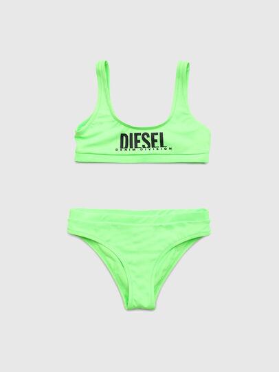 Diesel - MYNGR, Verde Fluo - Beachwear - Image 1