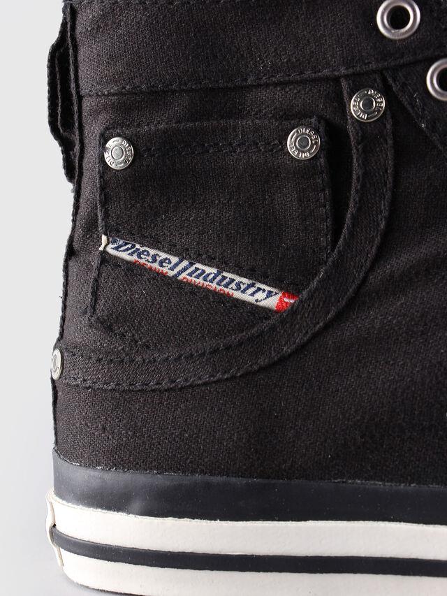 Diesel - EXPOSURE, Nero - Sneakers - Image 5
