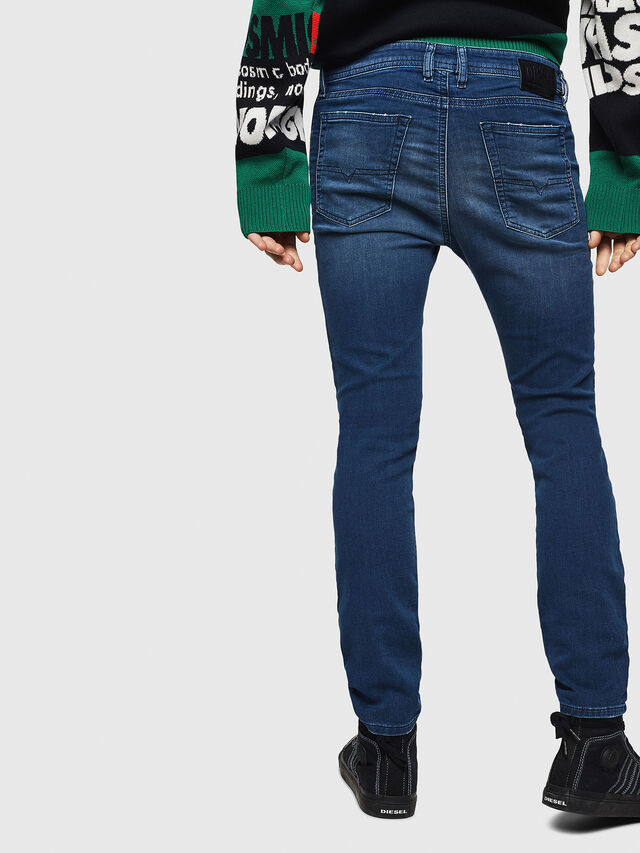 Diesel - Spender JoggJeans 069HC, Blu Scuro - Jeans - Image 2