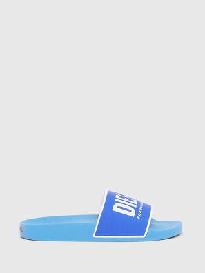 SA-VALLA, Azzurro - Ciabatte