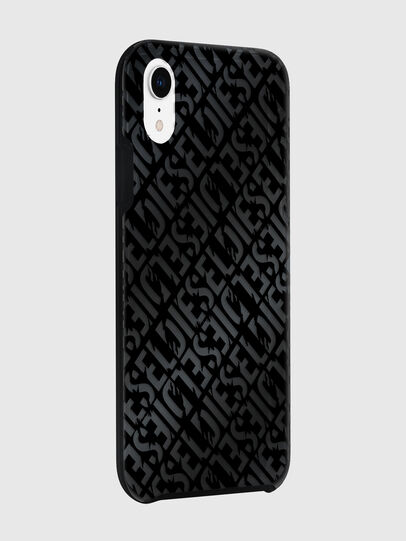 Diesel - DIESEL PRINTED CO-MOLD CASE FOR IPHONE XR, Nero - Cover - Image 6