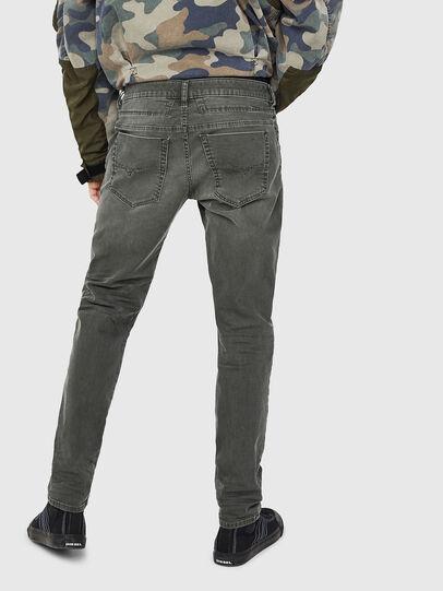 Diesel - D-Bazer 0699P, Verde Scuro - Jeans - Image 2