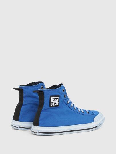 Diesel - S-ASTICO MID CUT, Blu - Sneakers - Image 3