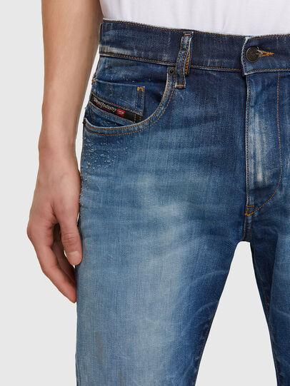 Diesel - D-Strukt 009NT, Blu medio - Jeans - Image 3