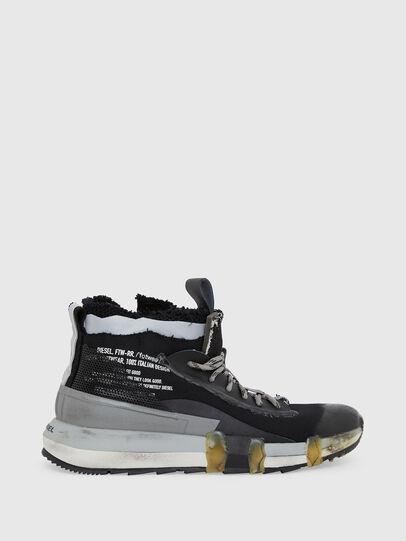 Diesel - H-PADOLA GL, Nero - Sneakers - Image 1
