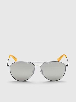 DL0296, Grigio - Occhiali da sole